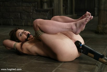 Photo number 14 from Mallory Knots shot for Hogtied on Kink.com. Featuring Mallory Knots in hardcore BDSM & Fetish porn.