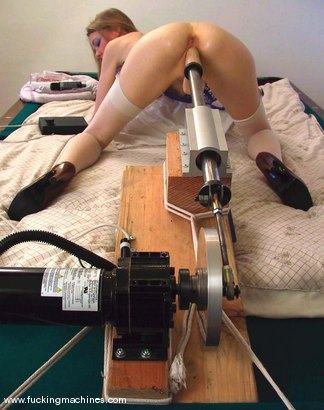 Photo number 6 from Lilli White shot for Fucking Machines on Kink.com. Featuring Lilli White in hardcore BDSM & Fetish porn.