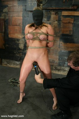 Photo number 5 from Jackie Moore shot for Hogtied on Kink.com. Featuring Jackie Moore in hardcore BDSM & Fetish porn.