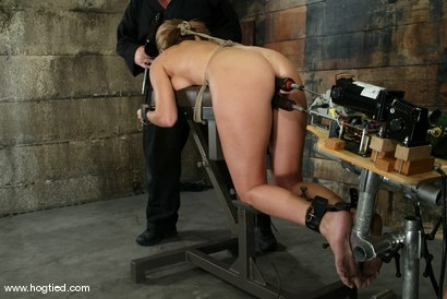 Photo number 8 from Jackie Moore shot for Hogtied on Kink.com. Featuring Jackie Moore in hardcore BDSM & Fetish porn.