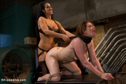Photo number 10 from CiCi Rhodes:  Pain, Pleasure and Multiple Orgasms shot for Whipped Ass on Kink.com. Featuring Isis Love and CiCi Rhodes in hardcore BDSM & Fetish porn.