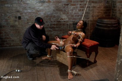 Photo number 12 from Yasmine - Dominated By Matt With Relentless Orgasms shot for Hogtied on Kink.com. Featuring Yasmine Loven in hardcore BDSM & Fetish porn.