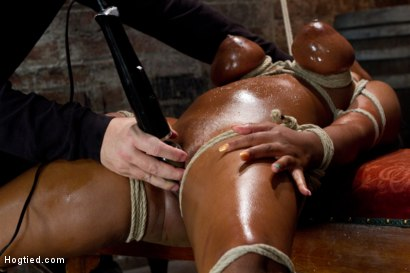 Photo number 16 from Yasmine - Dominated By Matt With Relentless Orgasms shot for Hogtied on Kink.com. Featuring Yasmine Loven in hardcore BDSM & Fetish porn.