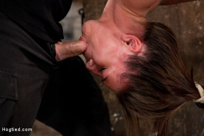 Photo number 13 from Welcome 18 year old Rilynn! shot for Hogtied on Kink.com. Featuring Rilynn Rae in hardcore BDSM & Fetish porn.