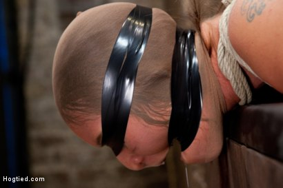 Photo number 11 from Rilynn Dominated and Cock Trained shot for Hogtied on Kink.com. Featuring Rilynn Rae in hardcore BDSM & Fetish porn.