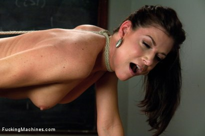 Photo number 8 from Two-fer Again: Two Girls are Better Than One shot for Fucking Machines on Kink.com. Featuring Aiden Aspen and India Summer in hardcore BDSM & Fetish porn.