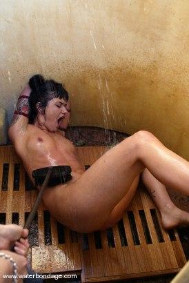 Photo number 4 from Karma shot for Water Bondage on Kink.com. Featuring Karma in hardcore BDSM & Fetish porn.
