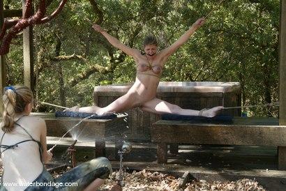 Photo number 6 from Brooke Bound shot for Water Bondage on Kink.com. Featuring Brooke Bound in hardcore BDSM & Fetish porn.