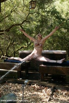 Photo number 5 from Brooke Bound shot for Water Bondage on Kink.com. Featuring Brooke Bound in hardcore BDSM & Fetish porn.