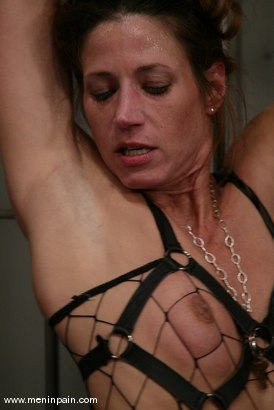 Photo number 6 from Kym Wilde and Slave shot for Men In Pain on Kink.com. Featuring Kym Wilde and Slave in hardcore BDSM & Fetish porn.
