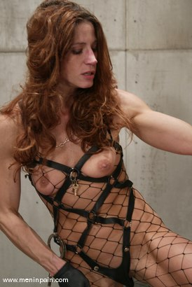 Photo number 14 from Kym Wilde and Slave shot for Men In Pain on Kink.com. Featuring Kym Wilde and Slave in hardcore BDSM & Fetish porn.