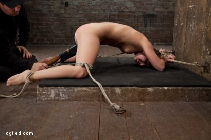 Photo number 14 from Remy - Controlled by her Cunt shot for Hogtied on Kink.com. Featuring Remy LaCroix in hardcore BDSM & Fetish porn.