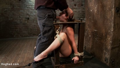 Photo number 6 from Insatiable Remy LeCroix shot for Hogtied on Kink.com. Featuring Remy LaCroix in hardcore BDSM & Fetish porn.