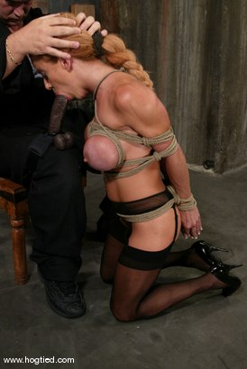 Photo number 7 from Shannon Kelly shot for Hogtied on Kink.com. Featuring Shannon Kelly in hardcore BDSM & Fetish porn.