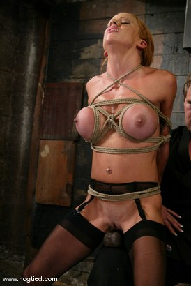 Photo number 9 from Shannon Kelly shot for Hogtied on Kink.com. Featuring Shannon Kelly in hardcore BDSM & Fetish porn.