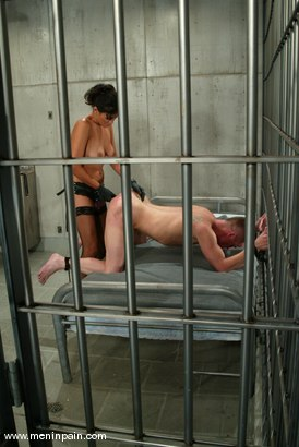 Photo number 12 from Plew and Cole Conners shot for Men In Pain on Kink.com. Featuring Cole Conners and Plew in hardcore BDSM & Fetish porn.