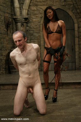 Photo number 1 from John and Lucy Lee shot for Men In Pain on Kink.com. Featuring Lucy Lee and John in hardcore BDSM & Fetish porn.