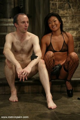 Photo number 15 from John and Lucy Lee shot for Men In Pain on Kink.com. Featuring Lucy Lee and John in hardcore BDSM & Fetish porn.