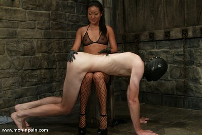 Photo number 4 from Lucy Lee and Jack shot for Men In Pain on Kink.com. Featuring Lucy Lee and Jack in hardcore BDSM & Fetish porn.