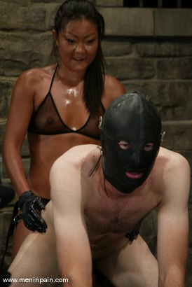 Photo number 13 from Lucy Lee and Jack shot for Men In Pain on Kink.com. Featuring Lucy Lee and Jack in hardcore BDSM & Fetish porn.