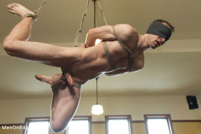 Photo number 4 from Blake - A Straight Jock shot for Men On Edge on Kink.com. Featuring Blake in hardcore BDSM & Fetish porn.