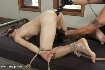 Photo number 9 from Blake - A Straight Jock shot for Men On Edge on Kink.com. Featuring Blake in hardcore BDSM & Fetish porn.