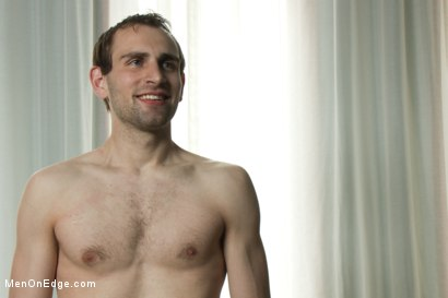 Photo number 15 from Blake - A Straight Jock shot for Men On Edge on Kink.com. Featuring Blake in hardcore BDSM & Fetish porn.
