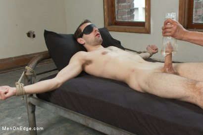 Photo number 7 from Blake - A Straight Jock shot for Men On Edge on Kink.com. Featuring Blake in hardcore BDSM & Fetish porn.