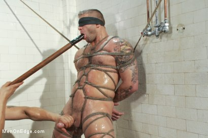 Photo number 10 from Colby Jansen - Straight Rugby Player shot for Men On Edge on Kink.com. Featuring Colby Jansen in hardcore BDSM & Fetish porn.