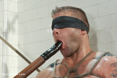 Photo number 12 from Colby Jansen - Straight Rugby Player shot for Men On Edge on Kink.com. Featuring Colby Jansen in hardcore BDSM & Fetish porn.
