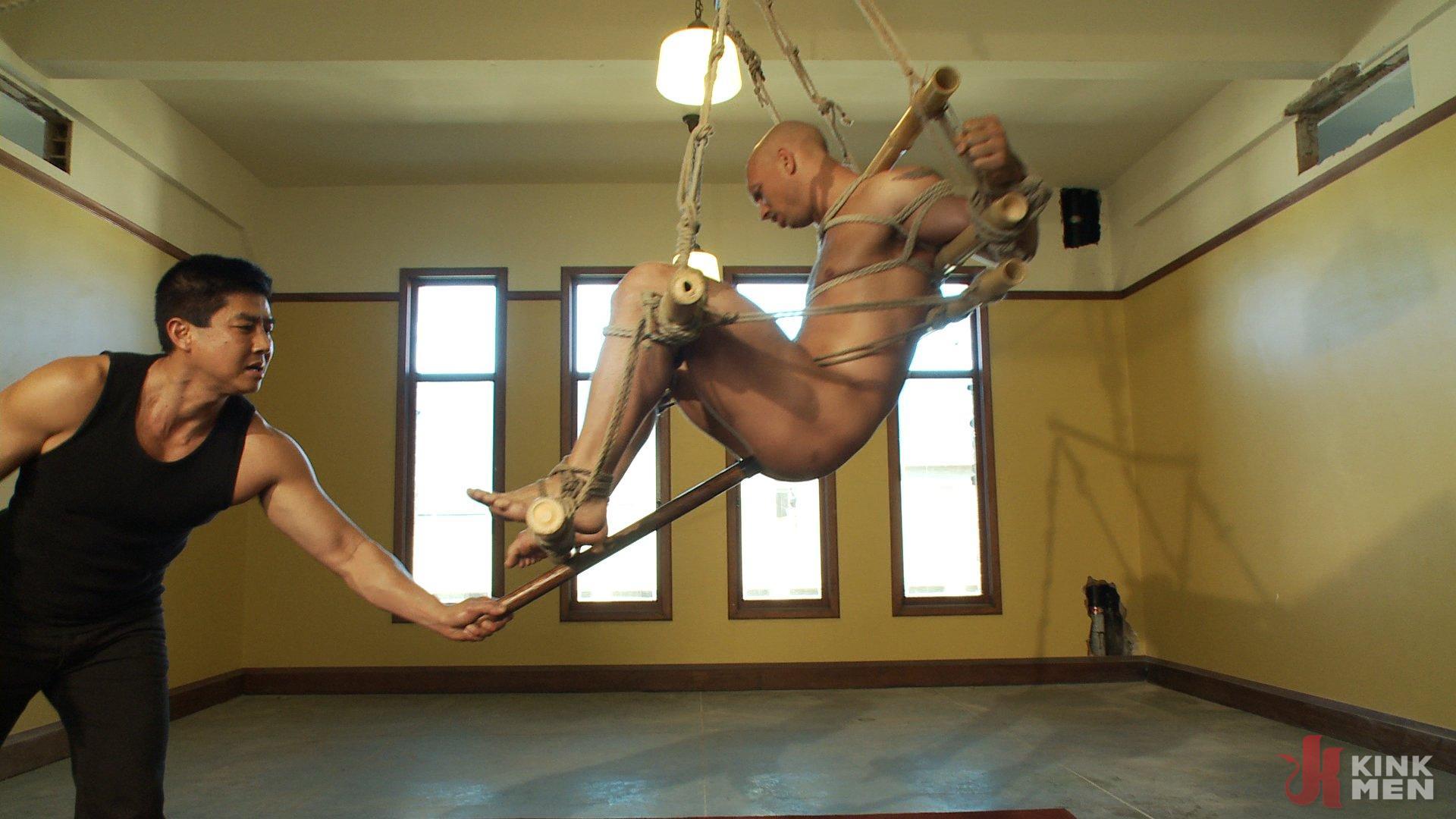 Photo number 9 from John Magnum - The Bodybuilder shot for Men On Edge on Kink.com. Featuring John Magnum in hardcore BDSM & Fetish porn.