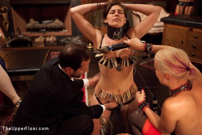 Photo number 6 from House Party: Leather Appreciation  shot for The Upper Floor on Kink.com. Featuring Dylan Ryan, Beretta James, Derrick Pierce, Sparky Sin Claire, Iona Grace and Jack Hammer in hardcore BDSM & Fetish porn.