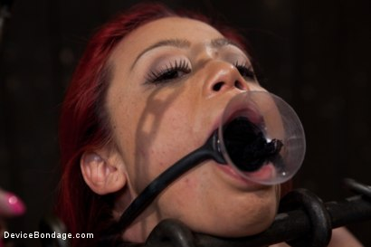 Photo number 3 from Voluptuous Mia Lelani is pushed to the limit. How much torment can she take? shot for Device Bondage on Kink.com. Featuring Mia Lelani in hardcore BDSM & Fetish porn.