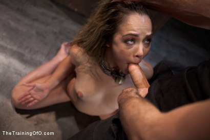 Photo number 9 from Kristina Rose: Day Two shot for The Training Of O on Kink.com. Featuring Kristina Rose and James Deen in hardcore BDSM & Fetish porn.