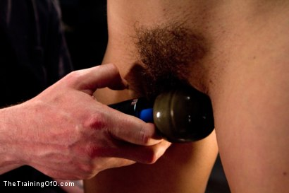 Photo number 15 from Kristina Rose-Day 4: Extended Training shot for The Training Of O on Kink.com. Featuring Kristina Rose and Maestro Stefanos in hardcore BDSM & Fetish porn.