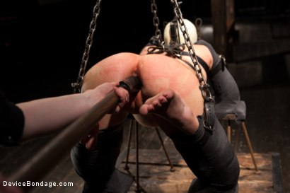 Photo number 4 from Cherry Torn - The Girl Who Plays With Fire shot for Device Bondage on Kink.com. Featuring Cherry Torn in hardcore BDSM & Fetish porn.