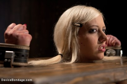 Photo number 6 from Cherry Torn - The Girl Who Plays With Fire shot for Device Bondage on Kink.com. Featuring Cherry Torn in hardcore BDSM & Fetish porn.