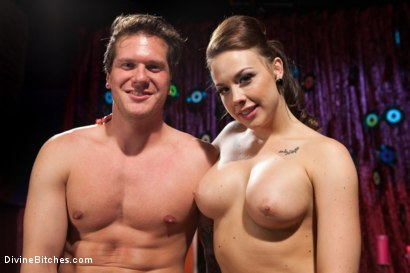 Photo number 9 from A Divinely Humiliating Melodrama shot for Divine Bitches on Kink.com. Featuring Chanel Preston and Parker London in hardcore BDSM & Fetish porn.