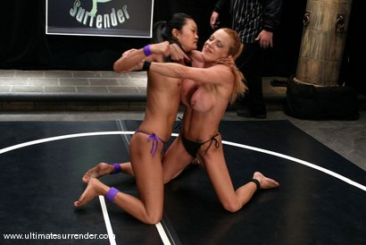 Photo number 15 from Lucy Lee and Shannon Kelly shot for Ultimate Surrender on Kink.com. Featuring Shannon Kelly and Lucy Lee in hardcore BDSM & Fetish porn.