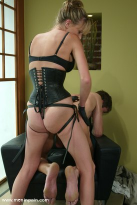 Photo number 13 from Lakko and Audrey Leigh shot for Men In Pain on Kink.com. Featuring Lakko and Audrey Leigh in hardcore BDSM & Fetish porn.