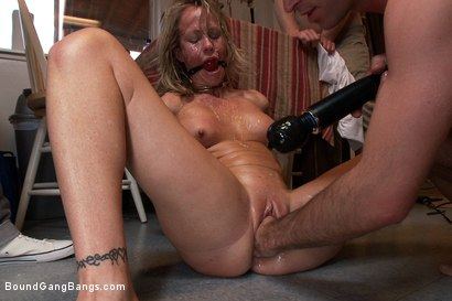 Photo number 14 from Hey Mrs. S: MILFTASTIC FEATURE SHOOT shot for Bound Gang Bangs on Kink.com. Featuring Simone Sonay, Dane Cross, Owen Gray, Danny Wylde, Seth Storm, James Deen and Rob Blu in hardcore BDSM & Fetish porn.
