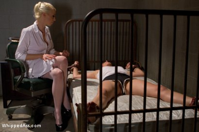 Photo number 2 from Doctor Francesca Le is Double Penetrated! shot for Whipped Ass on Kink.com. Featuring Francesca Le , Lorelei Lee and Bobbi Starr in hardcore BDSM & Fetish porn.