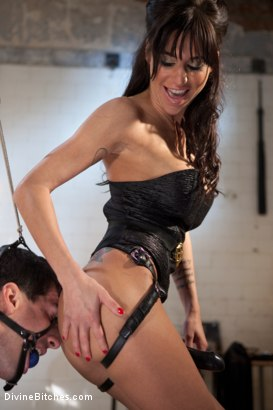 Photo number 13 from Better Luck Next Time shot for Divine Bitches on Kink.com. Featuring Tyler Alexander and Gia DiMarco in hardcore BDSM & Fetish porn.