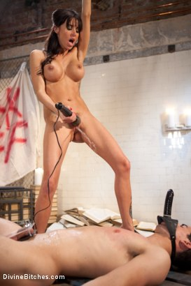 Photo number 12 from Better Luck Next Time shot for Divine Bitches on Kink.com. Featuring Tyler Alexander and Gia DiMarco in hardcore BDSM & Fetish porn.