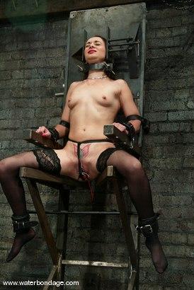 Photo number 5 from Maya Matthews shot for waterbondage on Kink.com. Featuring Maya Matthews in hardcore BDSM & Fetish porn.