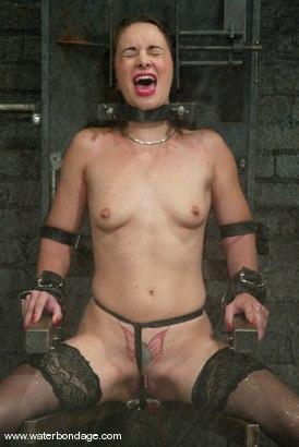 Photo number 7 from Maya Matthews shot for waterbondage on Kink.com. Featuring Maya Matthews in hardcore BDSM & Fetish porn.
