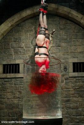 Photo number 13 from Maya Matthews shot for waterbondage on Kink.com. Featuring Maya Matthews in hardcore BDSM & Fetish porn.
