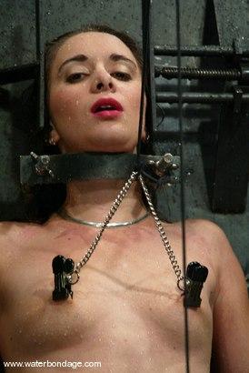 Photo number 8 from Maya Matthews shot for Water Bondage on Kink.com. Featuring Maya Matthews in hardcore BDSM & Fetish porn.