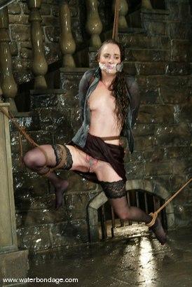 Photo number 4 from Maya Matthews shot for Water Bondage on Kink.com. Featuring Maya Matthews in hardcore BDSM & Fetish porn.