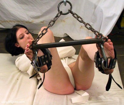 Photo number 10 from Lily shot for Hogtied on Kink.com. Featuring Lily in hardcore BDSM & Fetish porn.